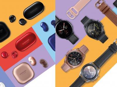 三星多款Galaxy Watch和Galaxy Buds降价了!