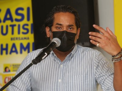 Khairy: Malaysia's Covid-19 vaccine supply assured, enough shots for 80pc by October