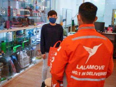 Lalamove外送服务范围 扩展至柔槟