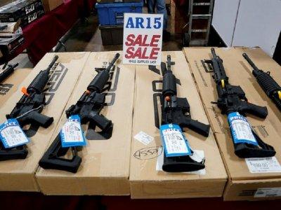 """年近4万美国人命丧枪口       拜登将祭""""幽灵枪""""管控措施"""