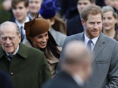 网页悼念爷爷      哈里王子夫妇返英奔丧?