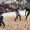 Senegal's wrestlers ready for combat after yearlong wait