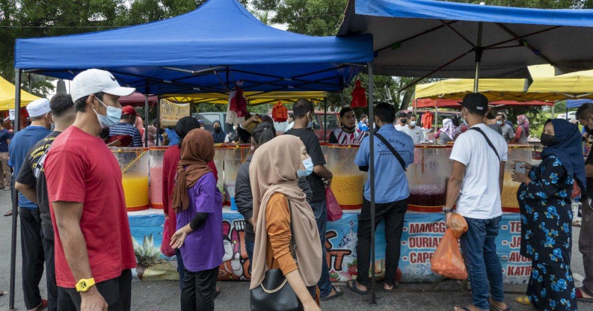 Covid-19: JB mayor urges high-risk individuals not to visit Ramadan bazaars