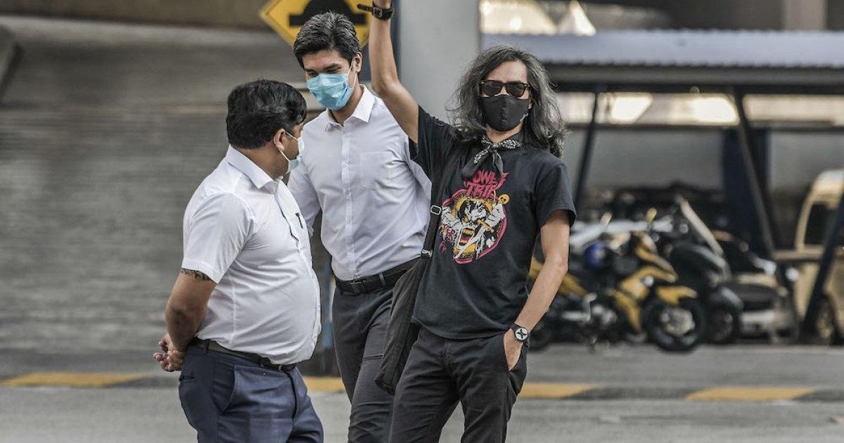 Fahmi Reza under police probe again over two other social media postings
