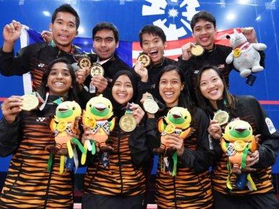 杭州亚运会增设壁球混双赛项 我国争金希望甚浓!