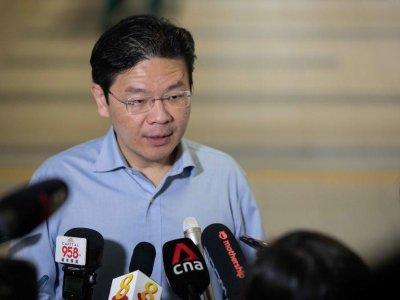 李显龙改组内阁      黄循财接任财长