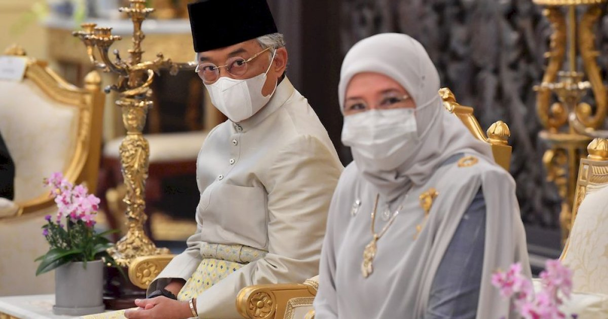King, Queen express condolences to Melor assemblyman's family