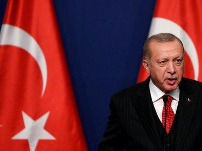 Erdogan expels 10 ambassasdors