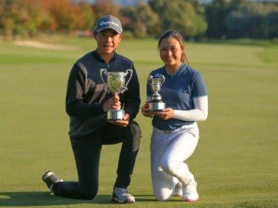 Malaysian teen Jeneath Wong wins Australian Junior Amateur, earns start in Women's Australian Open