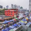 Oldest Ramadan bazaar in Malaysia beefs up on SOPs, determined to keep the tradition alive