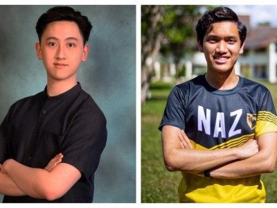 Two Malaysians accepted into Harvard, chosen from more than 57,000 applicants