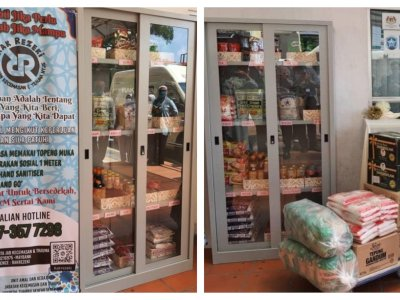 Seremban's Tuanku Ja'afar Hospital emergency department starts food bank for the needy in conjunction with Ramadan