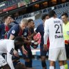 Neymar sent off as PSG lose to Lille in Ligue 1 title clash