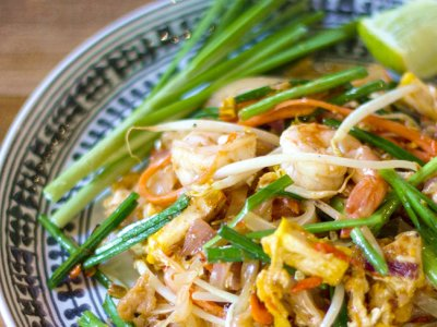 Missing the street food of Bangkok? How to enjoy 'pad Thai' without leaving home