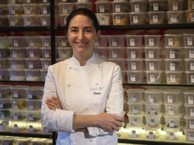 Meet Basque chef Elena Arzak and her 3-star 'sea-rooted' cuisine