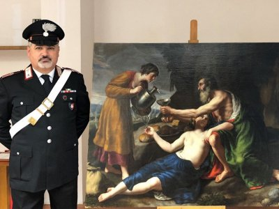 Poussin painting stolen by Nazis found in Italy, returned to owners