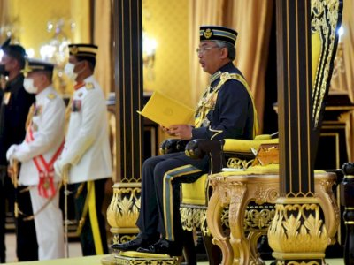 Observe new norms of Aidifitri to fight Covid, says Agong