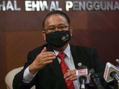 Buy Malaysian products campaign sales reach RM3.3b last year, says minister
