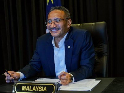 At Turkey diplomacy forum, Hishammuddin highlights issues related to regional cooperation in Asia