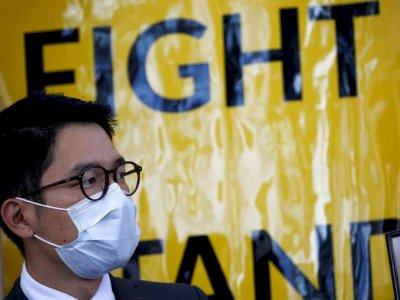 罗冠聪获英国政治庇护       中国批粗暴干涉香港司法