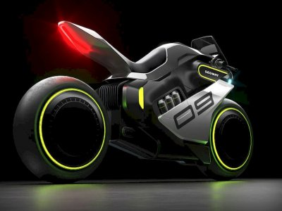 Will Segway's mysterious hydrogen motorcycle see the light of day?