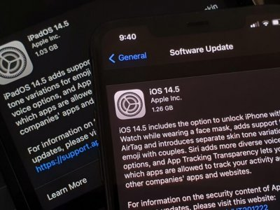 iOS 14.5 out now, features app privacy controls and iPhone unlock via Apple Watch (VIDEO)