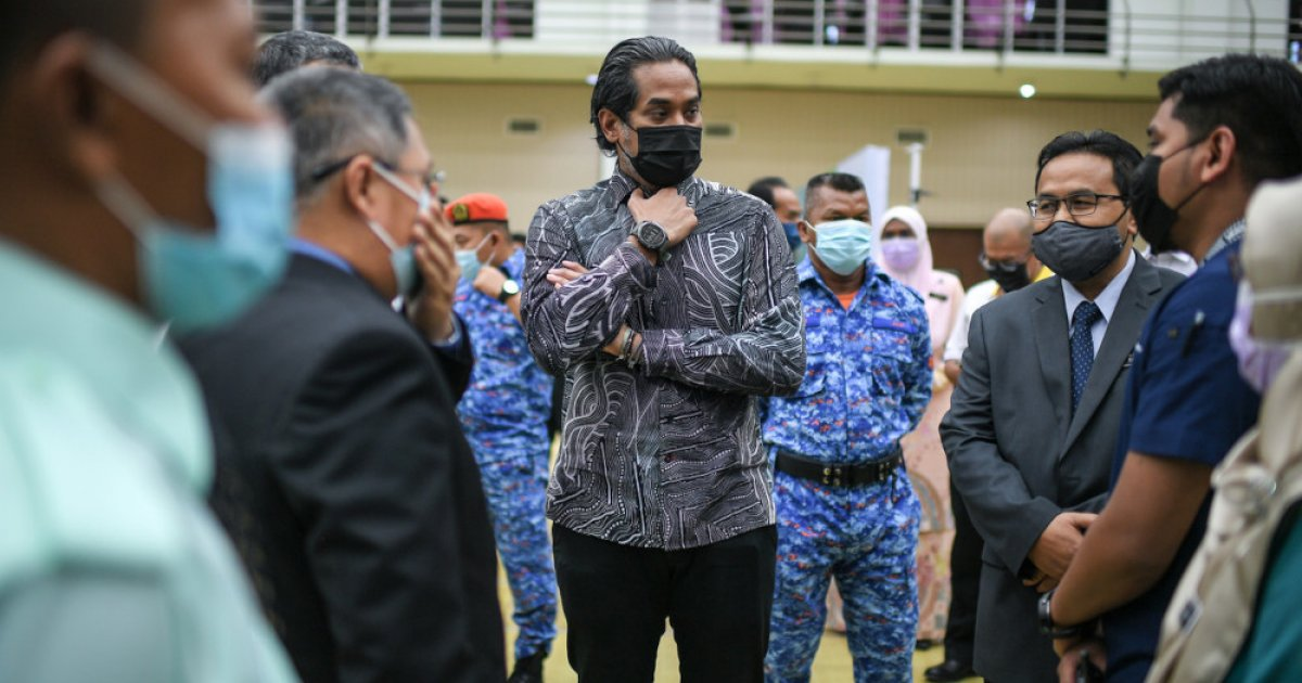 AstraZeneca vaccine: Khairy says will hold further discussions with Dr Adham