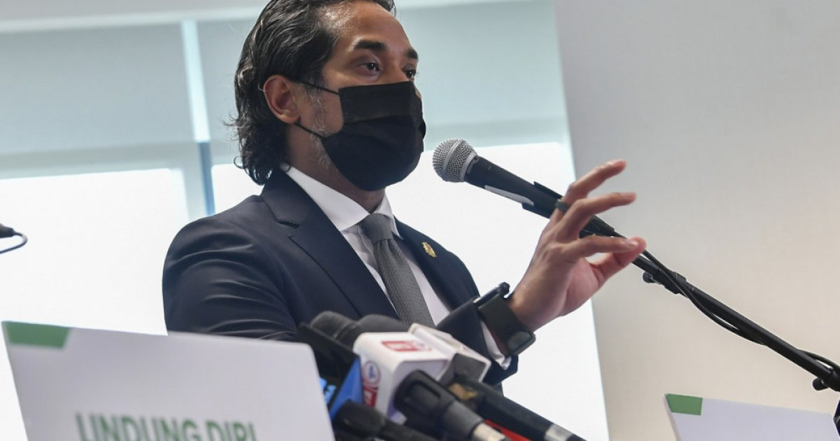 Khairy: Second dose of AstraZeneca Covid-19 vaccine interval set for 12 weeks after first jab