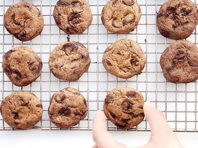 Forget every flavour under the sun, Kuukii knows chocolate chip cookies are all you want