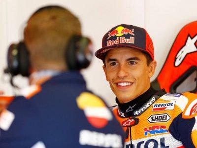 Marquez nervous about return to MotoGP after crash