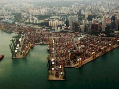 Singapore steps up precautionary measures in seaport
