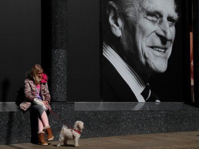 Fine tuning for Prince Philip's funeral