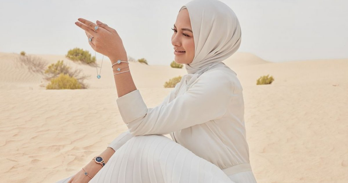 After calls for boycott, Neelofa confirms her contract with Swarovski ended in December last year