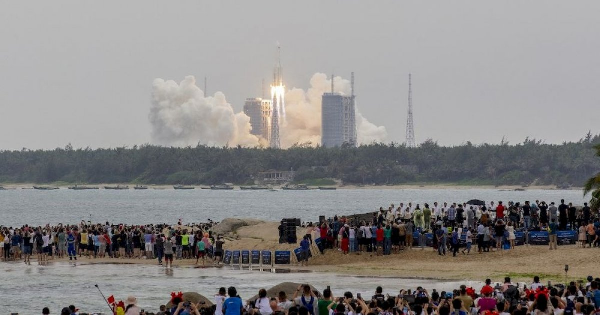 Malaysian Space Agency: Chances of China rocket debris hitting humans, damaging buildings very low