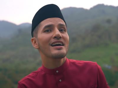 Cosmetics tycoon Aliff Syukri shocked after his Hari Raya song tops YouTube Malaysia despite fierce competition (VIDEO)