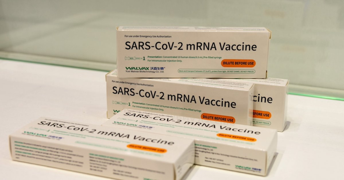 Mexico to start late-stage clinical trial for China's mRNA Covid-19 vaccine