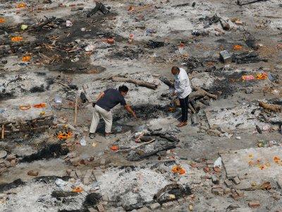 印度再有医院失火       18染疫患者丧命