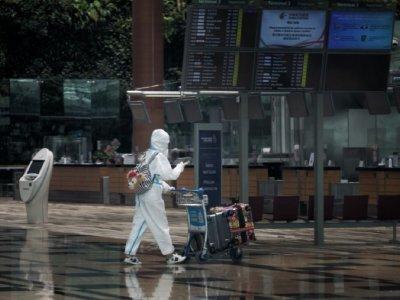新增24本土确诊近8个月来最多       新加坡机场群组扩大