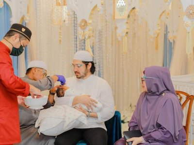 Siti Nurhaliza called out for hosting guests who allegedly crossed state borders for son's tahnik event