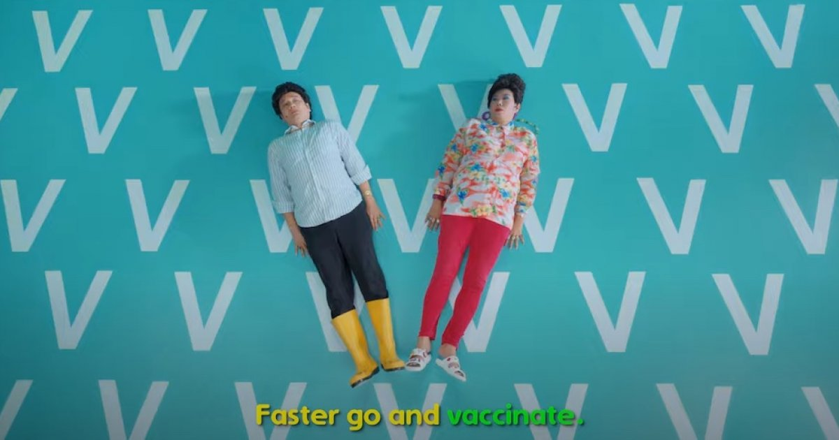 Don't play play : Singapore government recruits Phua Chu Kang and Rosie for PSA urging Singaporeans to get vaccinated (VIDEO)