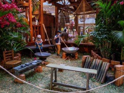 The Edit: Shopping malls recreate 'balik kampung' vibes for Hari Raya