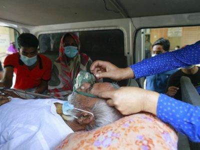 Bangladesh detects first cases of Indian coronavirus variant