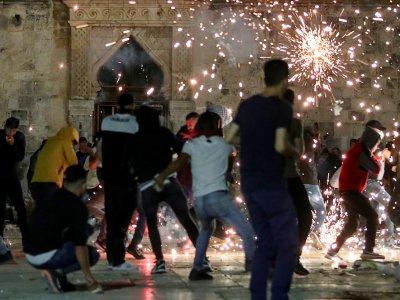 EU urges 'de-escalation' Jerusalem tensions
