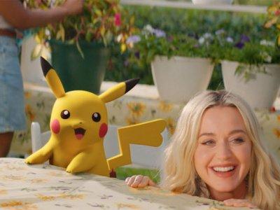 宝可梦25周年新歌《Electric》!Katy Perry与比卡丘MV同框