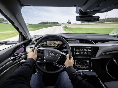 Over the last ten years, the steering wheel has become a site of innovation