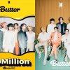 BTS再刷新纪录!《Butter》MV点击率21小时破亿