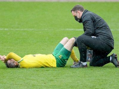 Scotland midfielder McLean to miss Euro 2020 due to knee injury