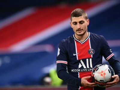 PSG's Verratti doubt for Euros after knee injury