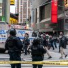New York Times Square shooting leaves three injured, including a child
