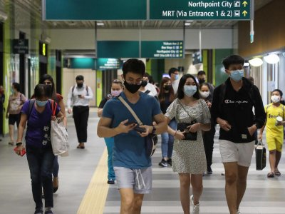 Singapore optimistic as severe Covid-19 cases remain low